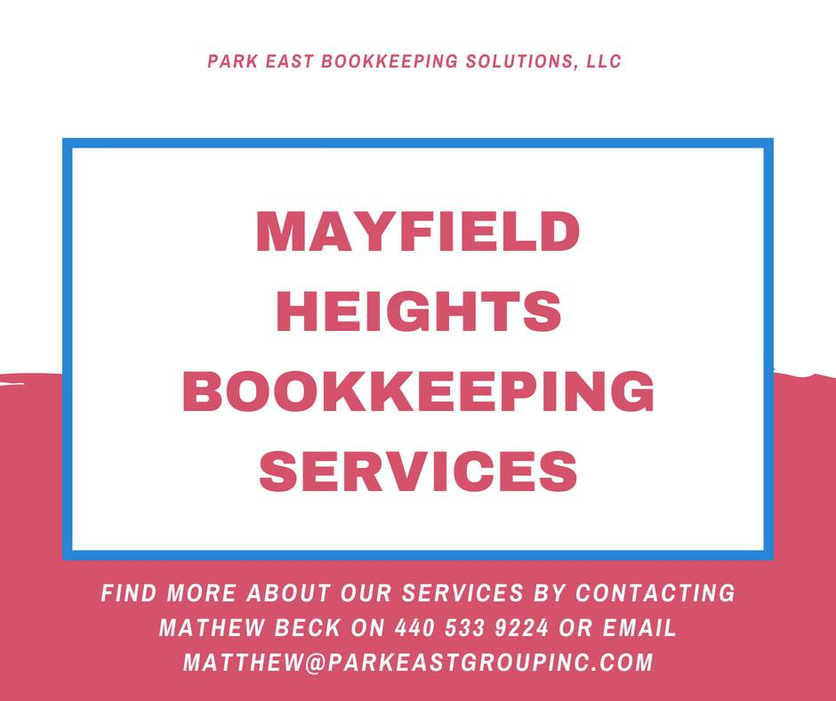 Mayfield Heights Bookkeeping Services