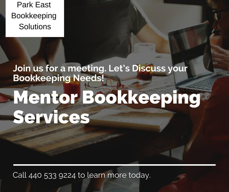 Mentor Bookkeeping Services