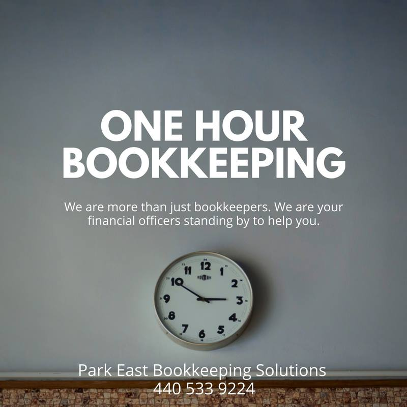 One Hour Bookkeeping